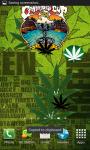 Marijuana Live Weed Wallpaper FREE screenshot 1/4