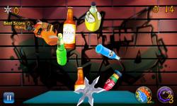 Bottle Shuriken screenshot 4/5
