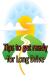 Tips to get ready for Long Drive screenshot 1/3