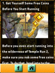 Temple Run Cheats Codes screenshot 3/3