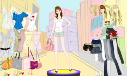 Girl Dressup screenshot 1/4