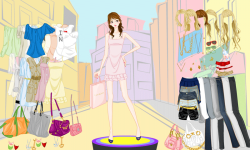 Girl Dressup screenshot 2/4