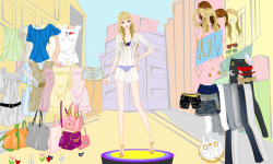 Girl Dressup screenshot 4/4