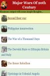 Major Wars of 20th Century screenshot 2/3