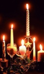 Candles Live Wallpaper screenshot 2/3