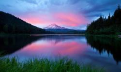 Beautiful Mountain Lake Pictures HD Wallpaper screenshot 4/6