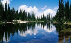 Beautiful Mountain Lake Pictures HD Wallpaper screenshot 6/6