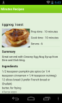 cook minutes recipe screenshot 3/4