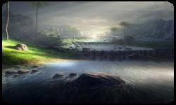 3D Nightfall Live Wallpaper HD screenshot 1/4
