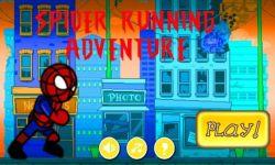 Spider Town Run  screenshot 1/4