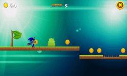 Sonica Robot Run Game screenshot 5/6