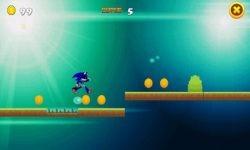 Sonica Robot Run Game screenshot 6/6