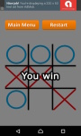 Classic Tic Tac Toe 2 screenshot 5/5