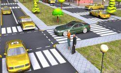 Real Taxi parking 3d Simulator screenshot 3/5