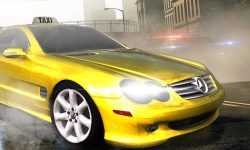 Real Taxi parking 3d Simulator screenshot 4/5