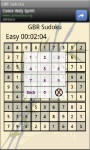 GBR Sudoku screenshot 3/4