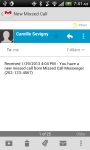 Missed Call Messenger Pro screenshot 2/6