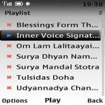 Healing Mantras for Heart Lite screenshot 2/2