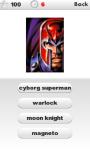 Superheroes Logo Quiz 2 screenshot 4/6