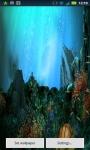 Under Water  Live Wallpaper screenshot 1/3