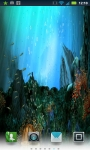 Under Water  Live Wallpaper screenshot 2/3