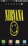 Nirvana Live Wallpaper screenshot 1/3
