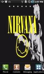 Nirvana Live Wallpaper screenshot 2/3