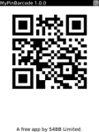 My PIN Barcode for BBM screenshot 1/1