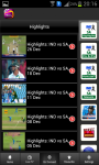 nexGTv mobile Tv for Android users screenshot 3/6