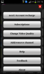 nexGTv mobile Tv for Android users screenshot 5/6