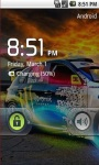 Drag Fire Racing Live Wallpaper screenshot 5/5