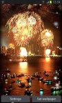 Fireworks Live Wallpaper Fireworks screenshot 1/5