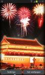Fireworks Live Wallpaper Fireworks screenshot 2/5