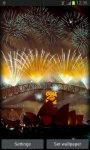 Fireworks Live Wallpaper Fireworks screenshot 4/5
