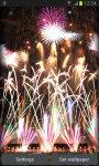 Fireworks Live Wallpaper Fireworks screenshot 5/5