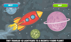 Spaceman Vs Monsters free screenshot 1/6