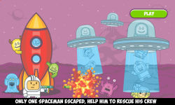 Spaceman Vs Monsters free screenshot 3/6