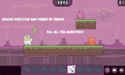 Spaceman Vs Monsters free screenshot 4/6