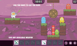 Spaceman Vs Monsters free screenshot 5/6