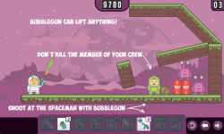Spaceman Vs Monsters free screenshot 6/6