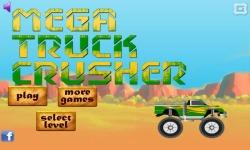 Mega Truck Crusher screenshot 1/3