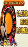 Casino High Roller - Free screenshot 1/5