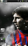 Lionel Messi Live Wallpaper 3 screenshot 1/3