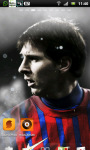 Lionel Messi Live Wallpaper 3 screenshot 2/3