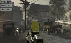 Sniper Shooting Counter Strike screenshot 2/4