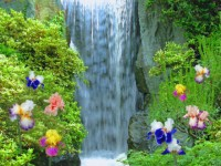 Waterfall Animation best live HD wallpaper screenshot 3/6