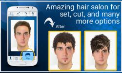Face Effects: Boy Makeover screenshot 1/6