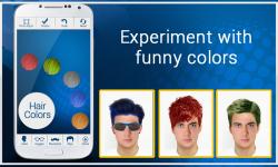 Face Effects: Boy Makeover screenshot 5/6