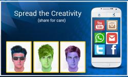 Face Effects: Boy Makeover screenshot 6/6