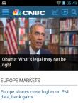 CNBC Reader screenshot 1/6